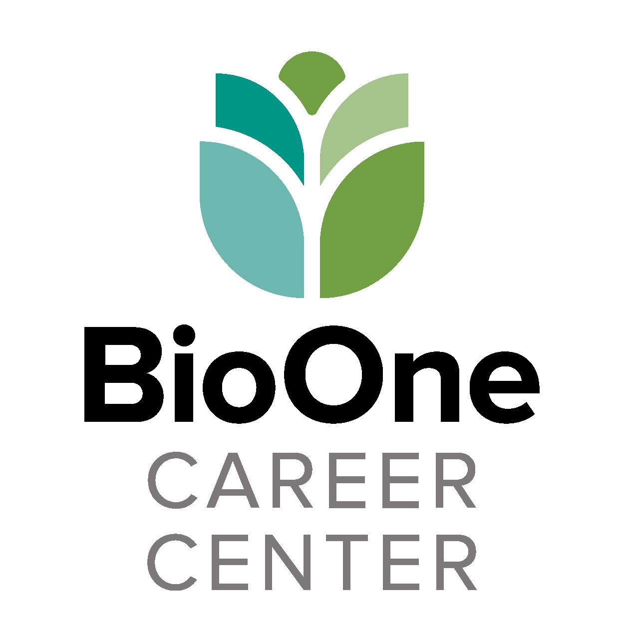 The BioOne Career Center Logo and text.