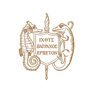 The American Society of Ichthyologists and Herpetologists Logo