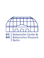 Botanic Garden and Botanical Museum Berlin (BGBM) Logo