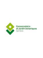 The Conservatory and Botanical Garden of the City of Geneva (CJBG) Logo